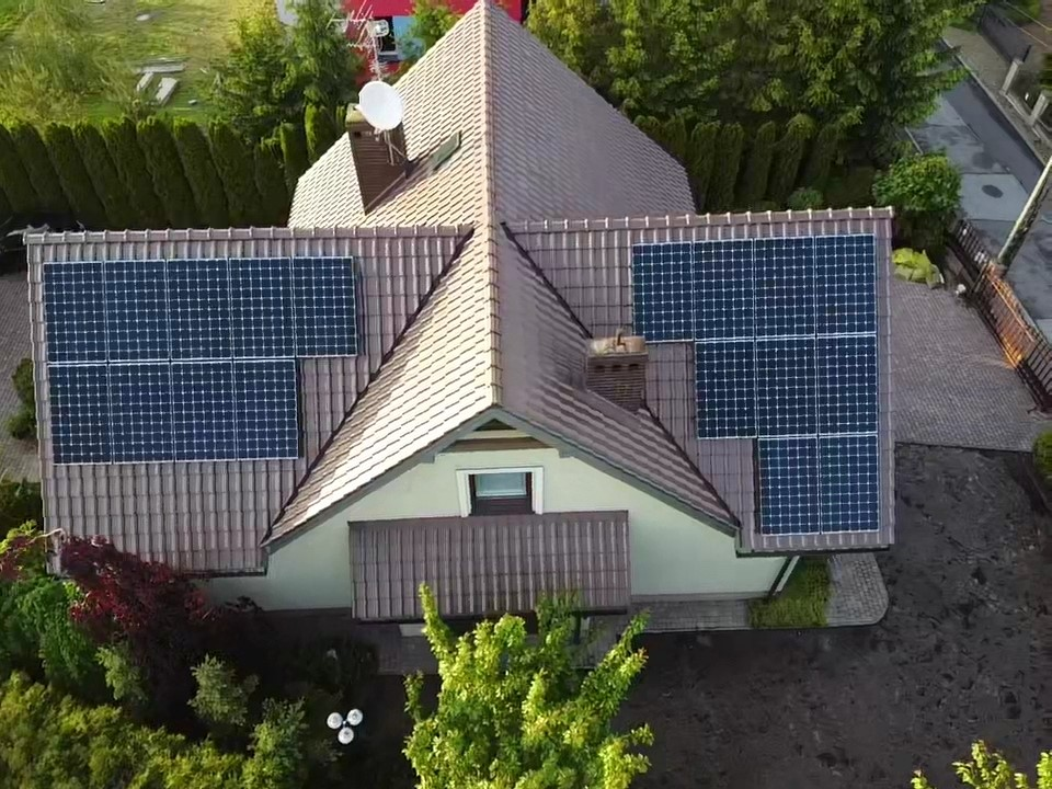 Energia odnawialna ma przyszłość. Słońce dla naszego domu. 2
