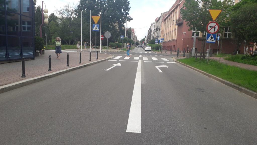 Zmiana organizacji ruchu w centrum Częstochowy 1