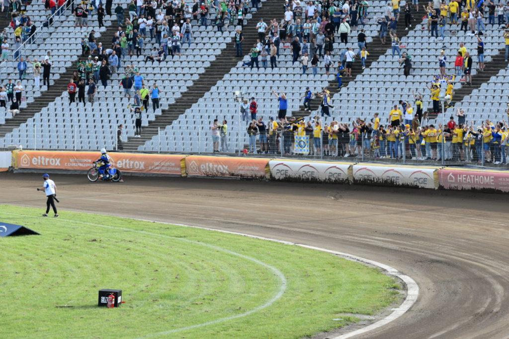 Eltrox Włókniarz przegrał u siebie z Motorem Lublin 43:47. To spora niespodzianka w PGE Ekstralidze 10