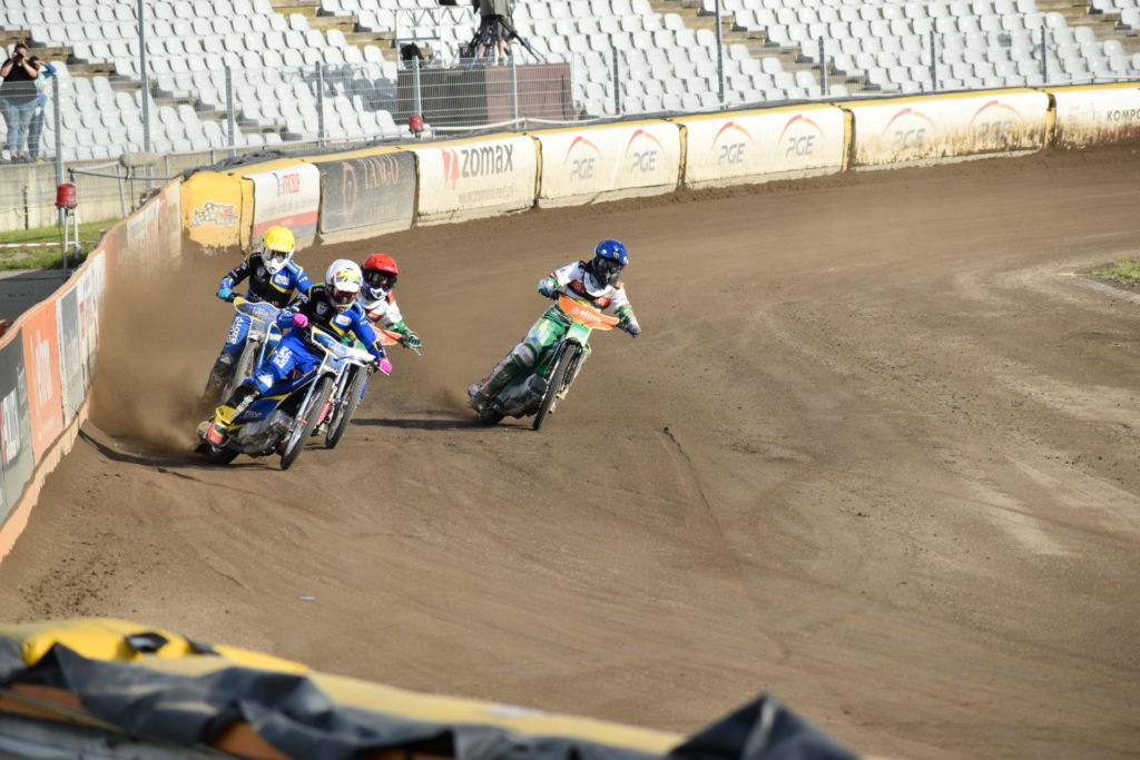 Eltrox Włókniarz przegrał u siebie z Motorem Lublin 43:47. To spora niespodzianka w PGE Ekstralidze 1