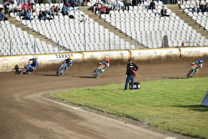 Jakub Miśkowiak z Eltrox Włókniarza wygrał w czeskich Pardubicach turniej o Zlatą Stuhę 2