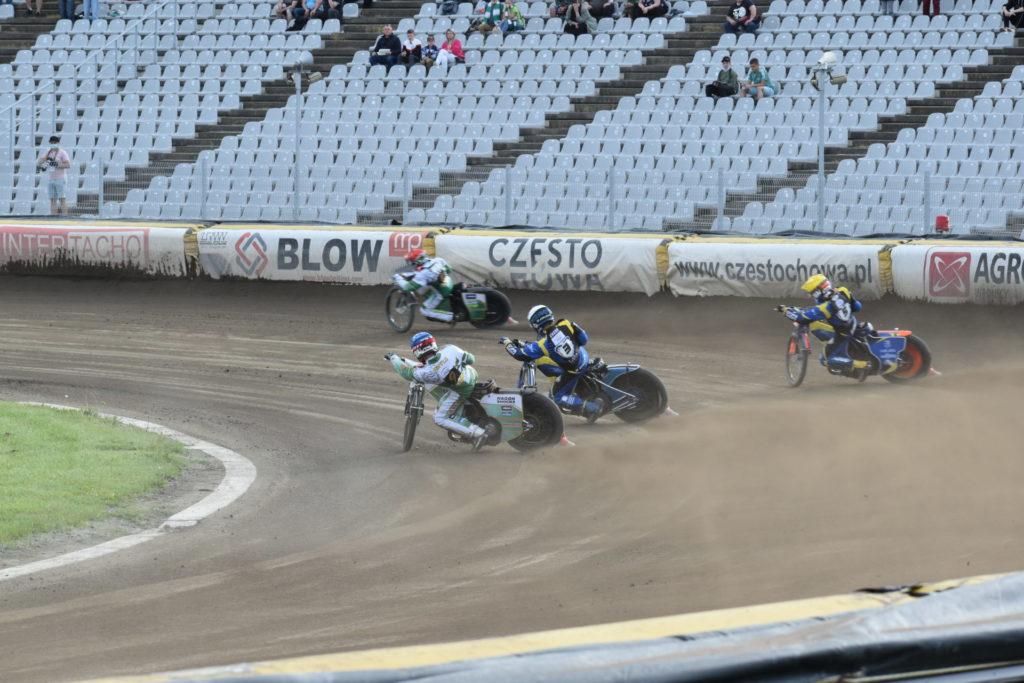 Eltrox Włókniarz przegrał u siebie z Motorem Lublin 43:47. To spora niespodzianka w PGE Ekstralidze 2