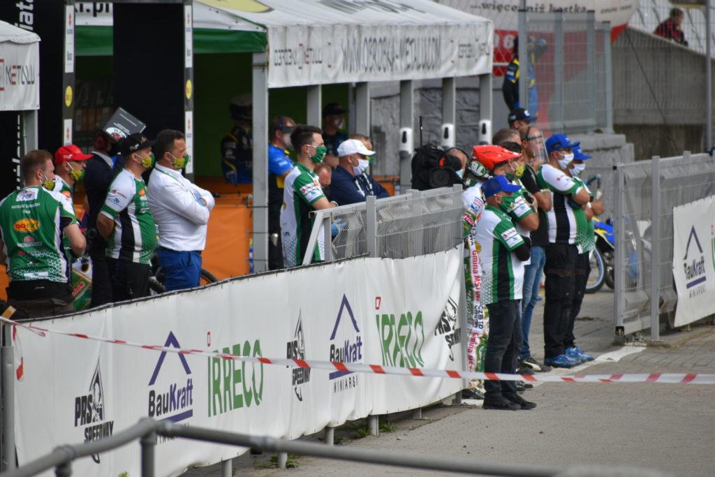 Eltrox Włókniarz przegrał u siebie z Motorem Lublin 43:47. To spora niespodzianka w PGE Ekstralidze 11