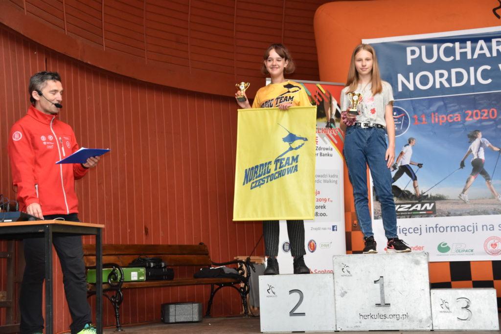 Zawodniczki i zawodnicy Nordic Team Częstochowa startowali w Polanicy Zdrój i stanęli aż 16 razy na podium 6