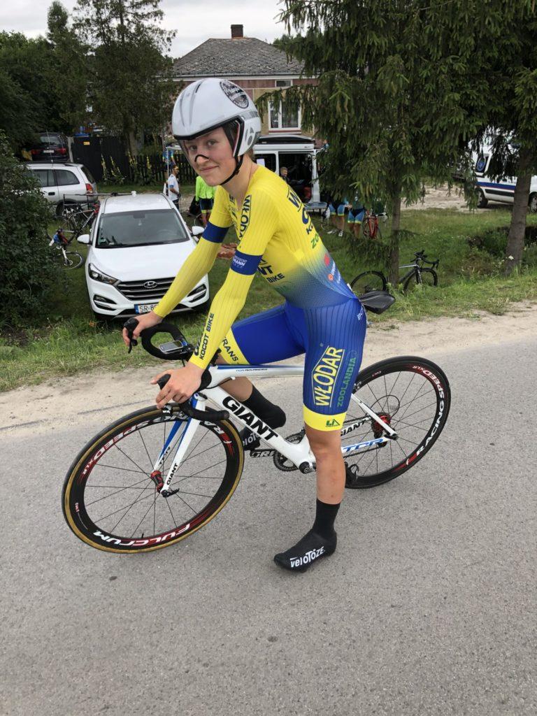 Młodzi kolarze Kolejarz Jura Częstochowa ścigali się w 2 wyścigach i przywieźli medale 2