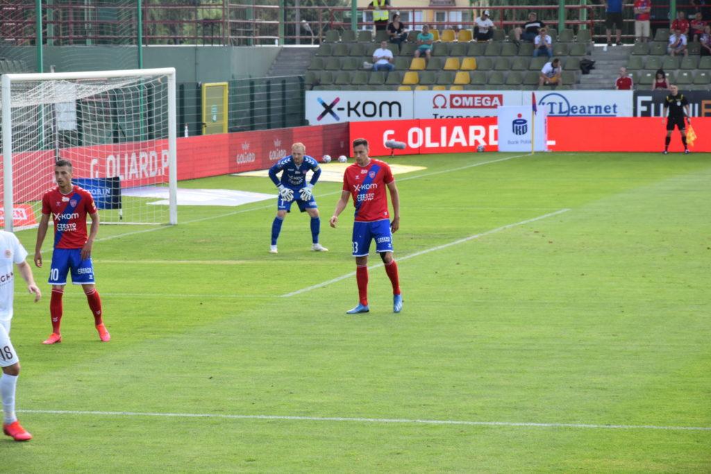 Raków Częstochowa po zakończeniu sezonu żegna się z bramkarzem Michałem Gliwą. Reprezentował Raków przez 2 sezony 2