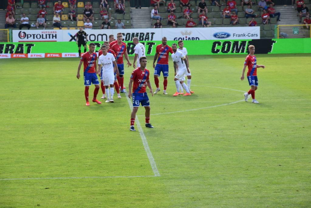 17-letni wychowanek Rakowa Częstochowa zadebiutował w Ekstraklasie 2