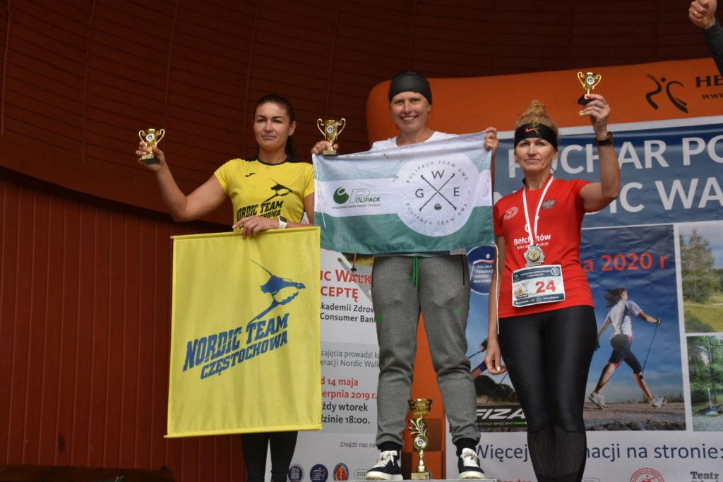 Zawodniczki i zawodnicy Nordic Team Częstochowa startowali w Polanicy Zdrój i stanęli aż 16 razy na podium 1
