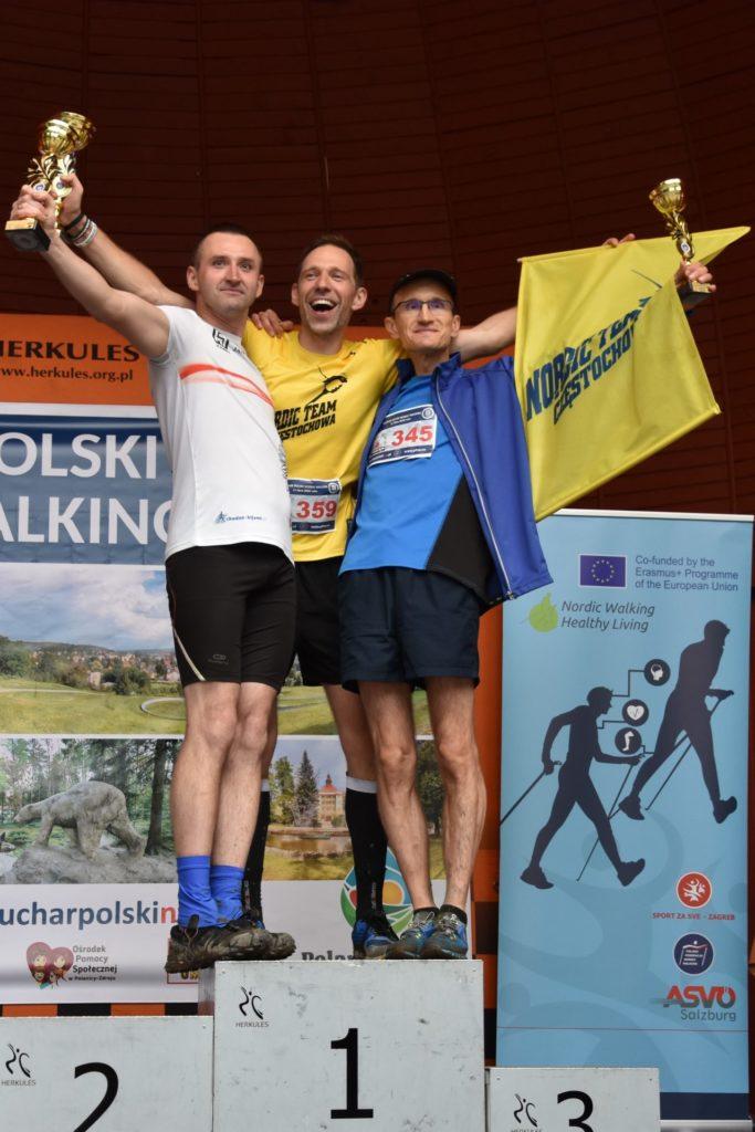 Zawodniczki i zawodnicy Nordic Team Częstochowa startowali w Polanicy Zdrój i stanęli aż 16 razy na podium 3