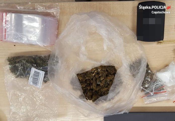 Policja zatrzymała dilera, który sprzedawał narkotyki nieletnim 2