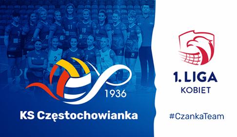 Siatkarki Galeria Jurajska Częstochowianka grały w dwudniowym turnieju z okazji 550-lecia Mielca 2