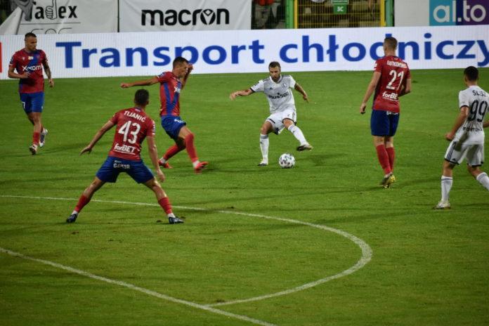 Raków rozegrał sparing z Widzewem Łódź. Skończyło się remisem 2:2 2