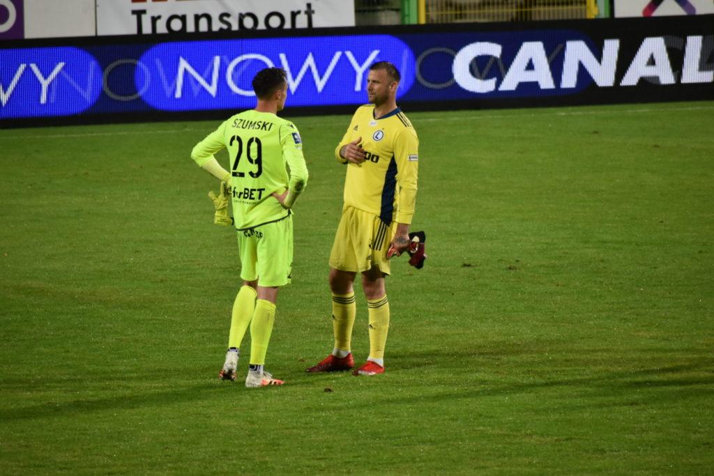 Raków już w sobotę gra w Warszawie finał Superpucharu, a Legia w środę wygrała 2:0 z norweskim FK Bodo/Glimt 4
