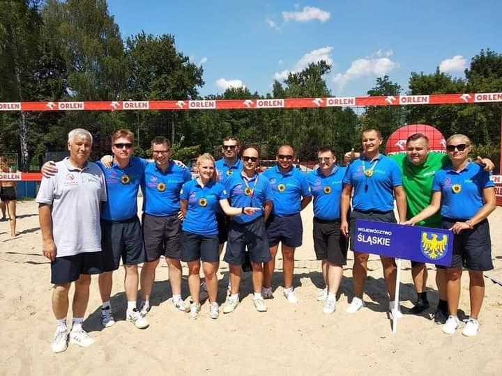 Sędziowie siatkówki promowali Częstochowę na Ogólnopolskiej Olimpiadzie Młodzieży. Mieliśmy 5 reprezentantów z Częstochowy 3