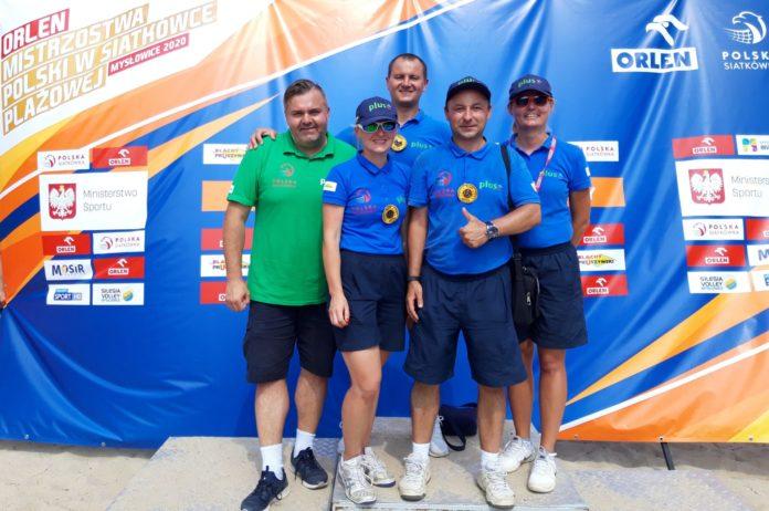Sędziowie siatkówki promowali Częstochowę na Ogólnopolskiej Olimpiadzie Młodzieży. Mieliśmy 5 reprezentantów z Częstochowy 5