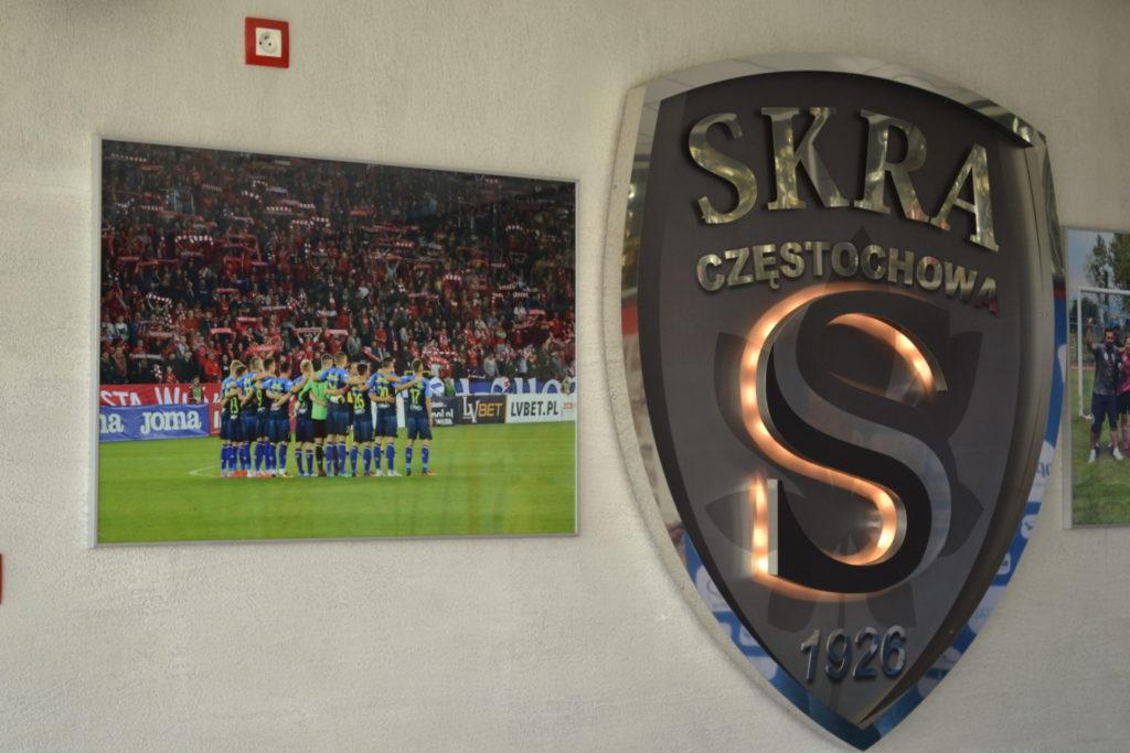Skra zagra w sobotę w Krakowie mecz o utrzymanie się w strefie barażowej 1