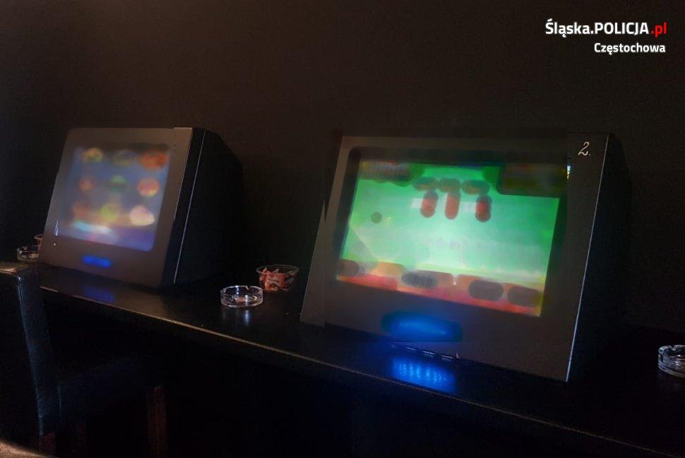 W tym samym miejscu kolejne przejęcie nielegalnych automatów do gier 1