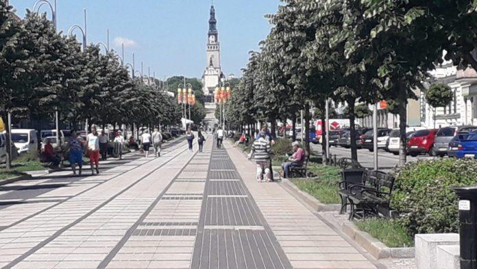Częstochowa obawia się, że pielgrzymi z całej Polski przyniosą do miasta COVID-19 2