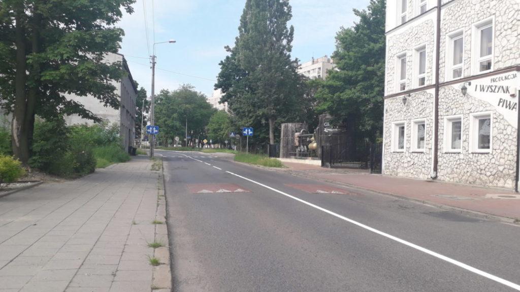 Od jutra zamknięta ulica Korczaka w Częstochowie 1