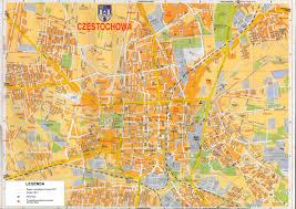 Pojawią się trzy nowe ulice na mapie Częstochowy 2