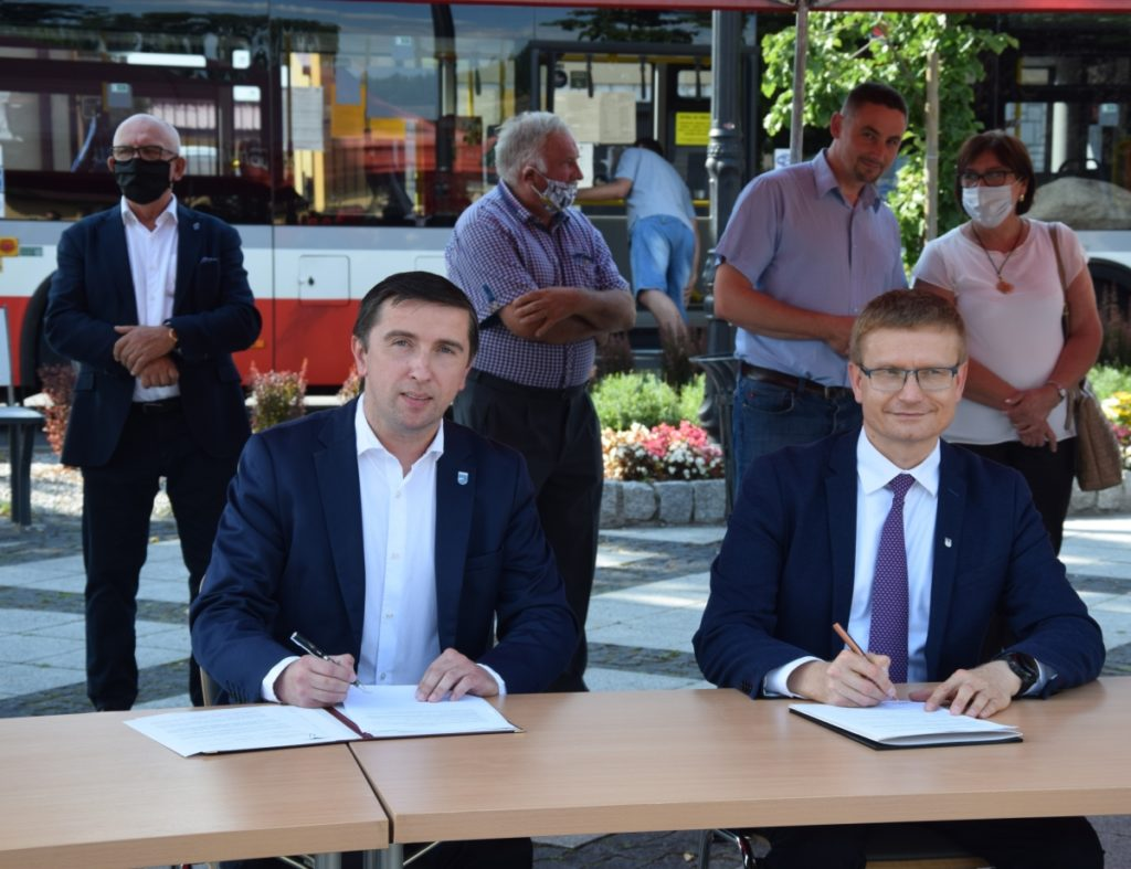 MPK Częstochowa dojedzie od września do Mstowa 1