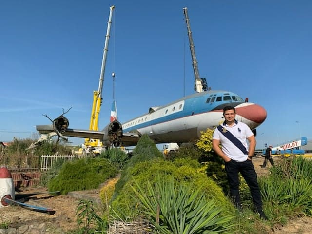 Samolot znika z Kościelca. Restauracja przy DK-1 przestaje działać 3