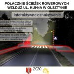 Interaktywne przejście dla pieszych w Olsztynie 4