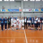 Srebrny medal dla  zespołu chłopców z Konopisk 1