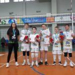 Srebrny medal dla  zespołu chłopców z Konopisk 2
