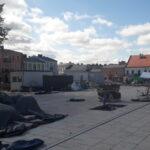 Rewitalizacja Starego Rynku w Częstochowie postępuje 2