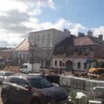 Rewitalizacja Starego Rynku w Częstochowie postępuje 4