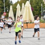Setki biegaczy pobiegło Alejami 11