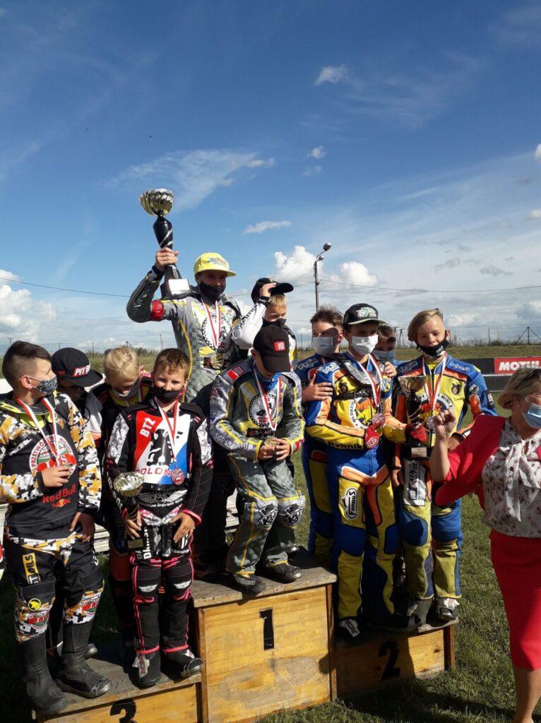 UKS Speedway Rędziny wygrywa 2 rundę Mistrzostw Polski 5