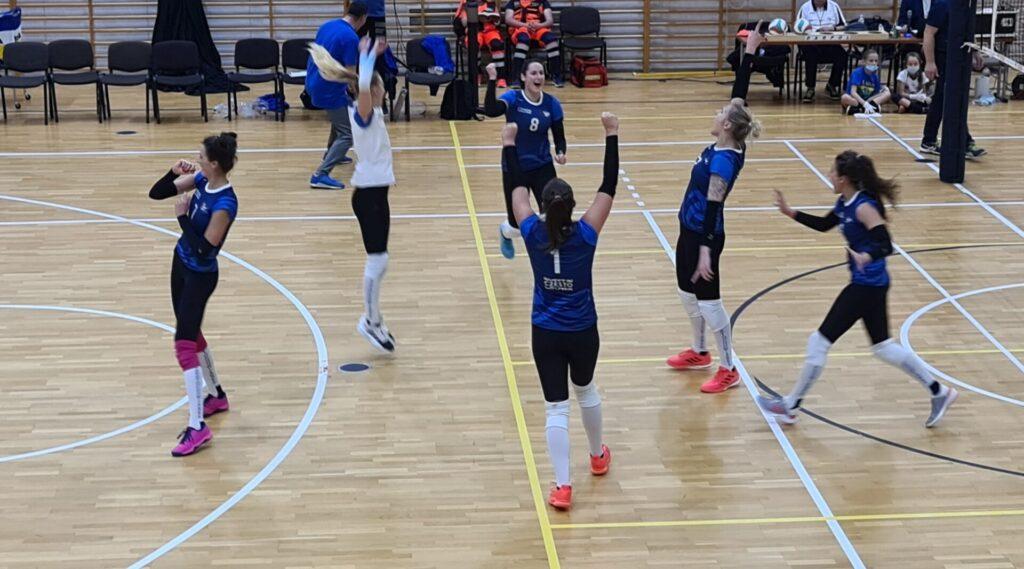 Siatkarki Częstochowianki rozpoczynają sezon od zwycięstwa w Wieliczce 1