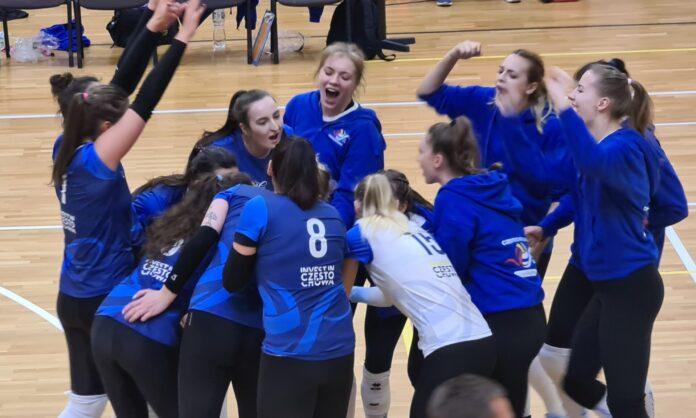 Siatkarki Częstochowianki wygrały turniej przedsezonowy w Sosnowcu. Czy teraz wygrają z wiceliderem Płomieniem? 2