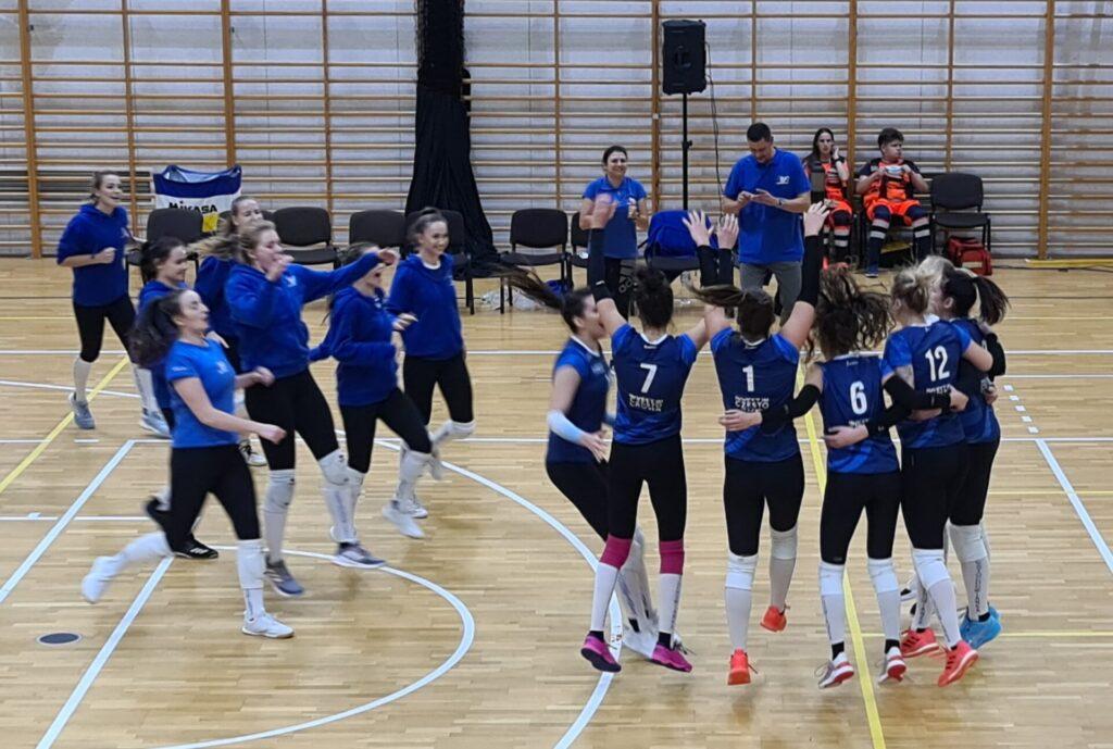Siatkarki Częstochowianki rozpoczynają sezon od zwycięstwa w Wieliczce 4