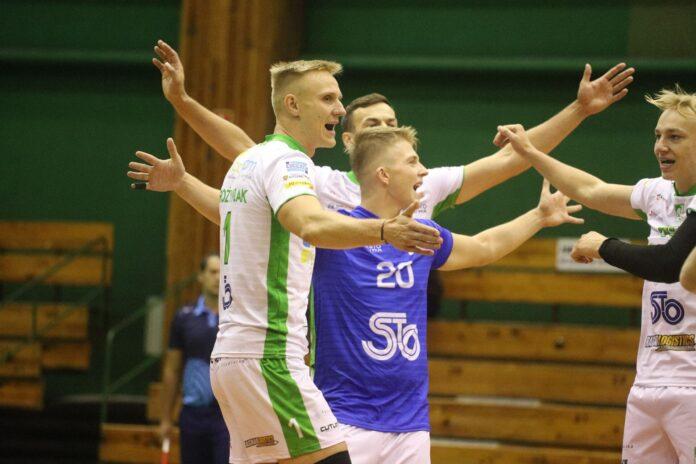 Eco Team AZS Stoelzle odrabia zaległości w 2 lidze 2
