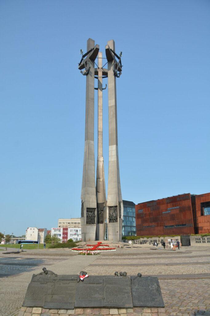 Pomnik Poległych Stoczniowców w Gdańsku (