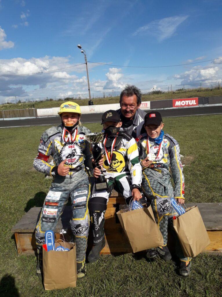 UKS Speedway Rędziny wygrywa 2 rundę Mistrzostw Polski 4