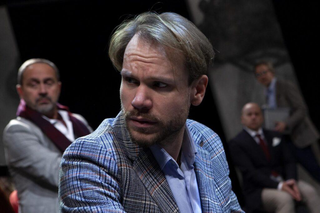 Teatr im. A . Mickiewicza zaprasza na spektakl TESTOSTERON. Konkurs na  1 podwójne zaproszenie - rozstrzygnięty! 3