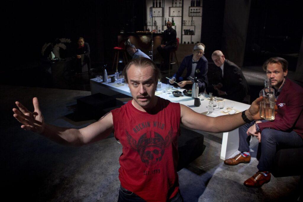 Teatr im. A . Mickiewicza zaprasza na spektakl TESTOSTERON. Konkurs na  1 podwójne zaproszenie - rozstrzygnięty! 1