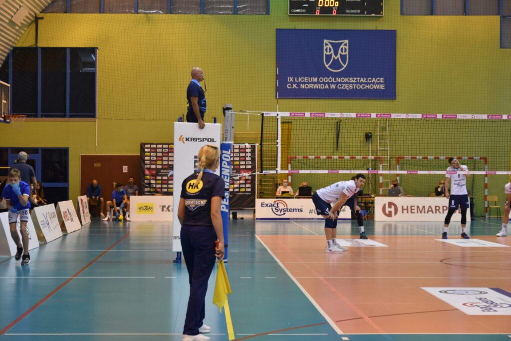 Exact Systems Norwid walczył z Gwardią, ale cała pula punktów odjechała do Wrocławia 2