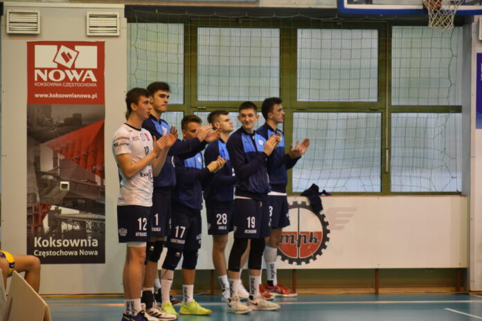 Siatkarze Exact Systems Norwida będą mieć wolny weekend od rozgrywek 1 ligi 2