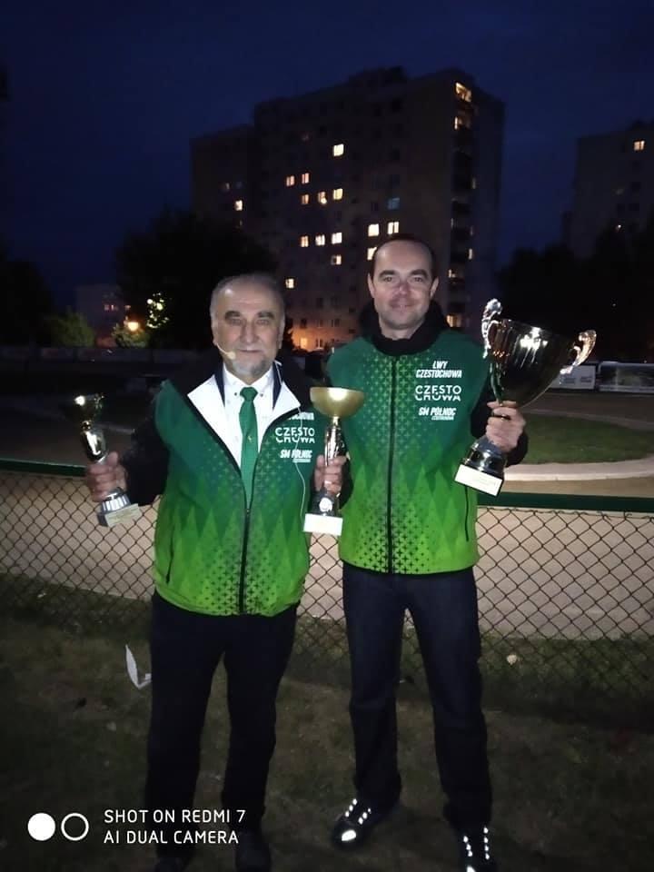 Lwy Avia zdobyły Puchar Polski seniorów w speedrowerze. Prezes Janusz Danek. - Obroniliśmy PP! 2