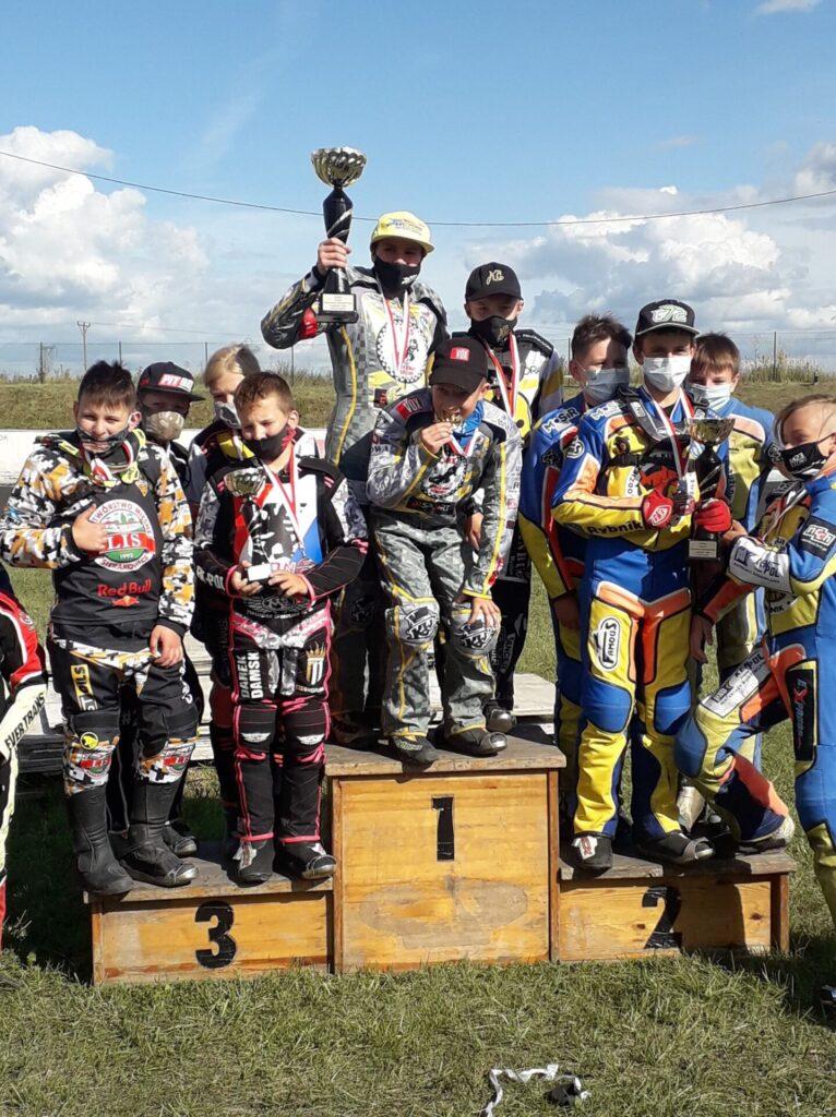 UKS Speedway Rędziny wygrywa 2 rundę Mistrzostw Polski 6