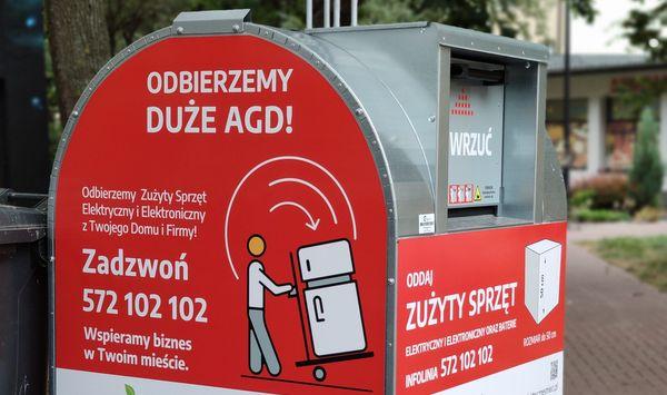 Będzie gdzie w Częstochowie wyrzucić legalnie zużyte baterie. Samorząd ustawi w mieście specjalne pojemniki do recyklingu 3