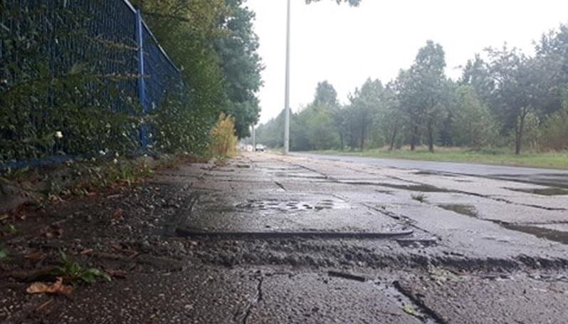 Odcinek ulicy Sienkiewicza w Blachowni doczeka się w końcu remontu 2