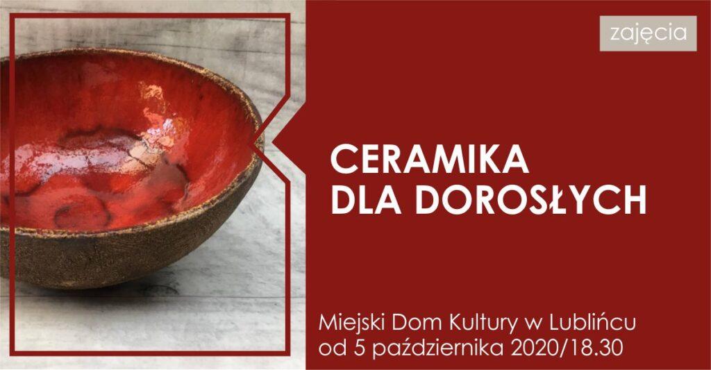 Październikowe kreatywne spotkania w MDK Lubliniec 1