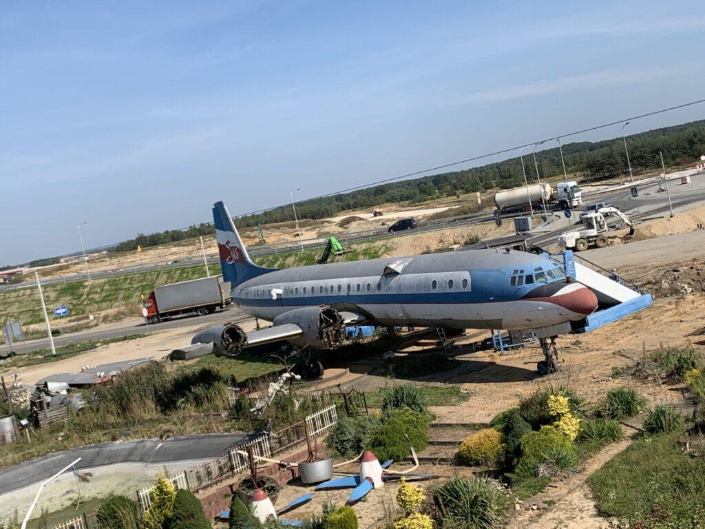 Samolot znika z Kościelca. Restauracja przy DK-1 przestaje działać 2