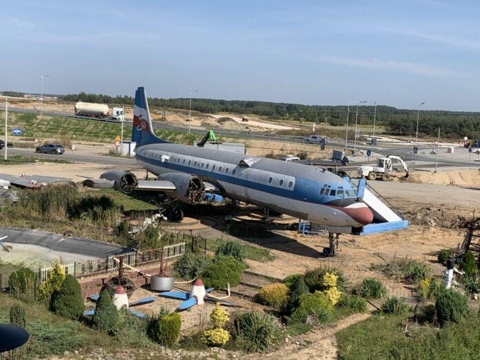 Samolot znika z Kościelca. Restauracja przy DK-1 przestaje działać 5
